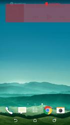 HTC One M9 - Startanleitung - Installieren von Widgets und Apps auf der Startseite - Schritt 9