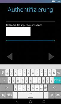 Huawei MediaPad T1 (7.0) - Apps - Konto anlegen und einrichten - 1 / 1