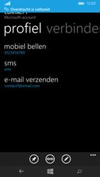 Microsoft Lumia 535 - contacten, foto