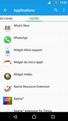 Sony Xperia Z5 - Applications - Comment désinstaller une application - Étape 5