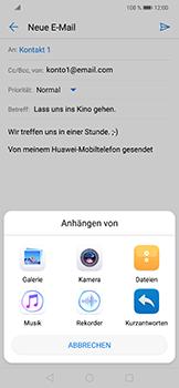 Huawei Nova 3 - E-Mail - E-Mail versenden - 10 / 17