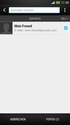HTC One Mini - E-Mail - E-Mail versenden - Schritt 7