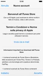 Apple iPhone 5c - iOS 8 - Applicazioni - Configurazione del negozio applicazioni - Fase 11