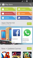 Samsung G850F Galaxy Alpha - Applications - Installing applications - Step 4
