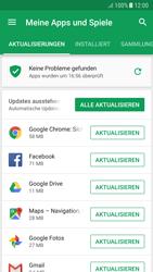 Samsung Galaxy A5 (2017) - Android Nougat - Apps - Nach App-Updates suchen - Schritt 8