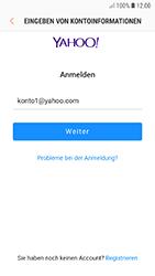 Samsung Galaxy A5 (2017) - E-Mail - Konto einrichten (yahoo) - 7 / 12