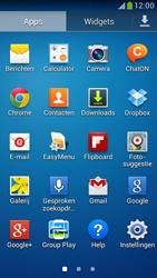 Samsung I9505 Galaxy S IV LTE - E-mail - handmatig instellen (outlook) - Stap 3