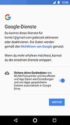 Motorola Moto G5s - E-Mail - Konto einrichten (gmail) - Schritt 11