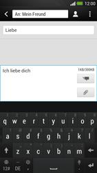 HTC One - MMS - Erstellen und senden - 13 / 20