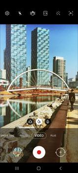 Samsung Galaxy Note20 - Photos, vidéos, musique - Créer une vidéo - Étape 14