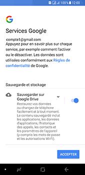 Samsung Galaxy A8 (2018) - E-mail - Configuration manuelle (gmail) - Étape 14