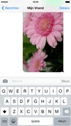 Apple iPhone 6 - MMS - Afbeeldingen verzenden - Stap 13