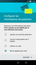 Huawei P8 Lite - Applications - Créer un compte - Étape 13