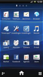 Sony Ericsson MT11i Xperia Neo V - Bellen - in het buitenland - Stap 3