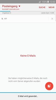 Samsung Galaxy S6 edge+ - E-Mail - E-Mail versenden - 0 / 0