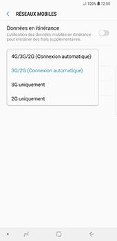 Samsung Galaxy Note9 - Réseau - Activer 4G/LTE - Étape 7