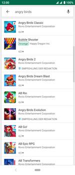 Sony Xperia 10 - Apps - Herunterladen - Schritt 14