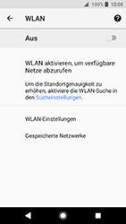 Sony Xperia XA2 - WLAN - Manuelle Konfiguration - Schritt 6