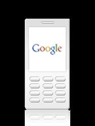Google Ander toestel - internet - handmatig instellen - stap 1
