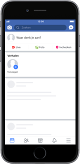 Apple iPhone X - iOS 12 - apps - deactiveer automatisch afspelen in Facebook - stap 4