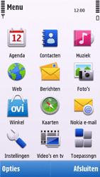 Nokia C6-00 - Bluetooth - Headset, carkit verbinding - Stap 3
