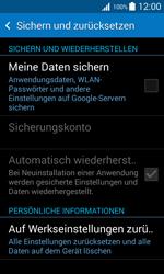 Samsung G318H Galaxy Trend 2 Lite - Fehlerbehebung - Handy zurücksetzen - Schritt 7