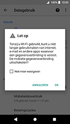Sony Xperia XA2 - Internet - aan- of uitzetten - Stap 7
