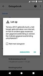 Sony Xperia XA2 - Internet - Mobiele data uitschakelen - Stap 7