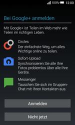 Alcatel OT-5050X Pop S3 - Apps - Konto anlegen und einrichten - Schritt 14