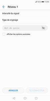 Huawei Mate 10 Pro - WiFi - Configuration du WiFi - Étape 7
