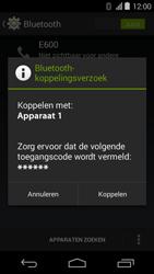 Acer Liquid E600 - Bluetooth - verbinden met ander Bluetooth apparaat - Stap 7