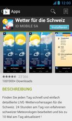 ZTE Blade III - Apps - Installieren von Apps - Schritt 13