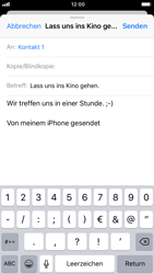 Apple iPhone 6s - E-Mail - E-Mail versenden - 8 / 16