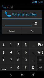 HTC Desire 310 - Voicemail - Manual configuration - Step 13