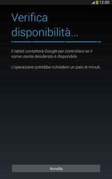 Samsung Galaxy Tab 3 8-0 LTE - Applicazioni - Configurazione del negozio applicazioni - Fase 9