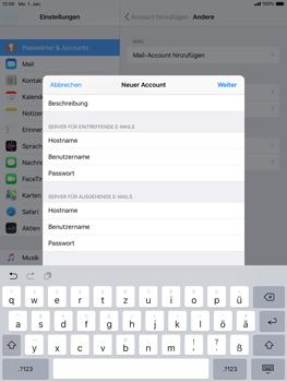 Apple iPad mini 3 - E-Mail - Konto einrichten - 14 / 30