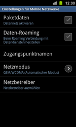 Samsung Galaxy Ace 2 - Internet - Apn-Einstellungen - 6 / 22