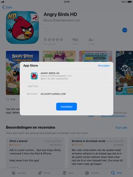 Apple iPad Air 2 - iOS 11 - Applicaties - Downloaden - Stap 13