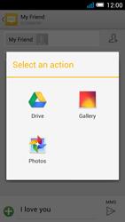 Alcatel OT-7041X Pop C7 - MMS - Sending pictures - Step 13