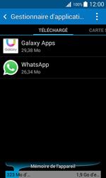 Samsung Galaxy Trend 2 Lite - Applications - Supprimer une application - Étape 5