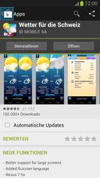 Samsung Galaxy S III - Apps - Installieren von Apps - Schritt 17