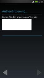 HTC Desire 601 - Apps - Konto anlegen und einrichten - 2 / 2