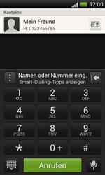 HTC Desire X - Anrufe - Rufumleitungen setzen und löschen - 3 / 8