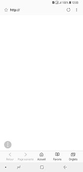 Samsung Galaxy A7 2018 - Internet et connexion - Naviguer sur internet - Étape 6