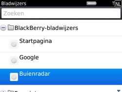 BlackBerry 9780 Bold - Internet - hoe te internetten - Stap 9