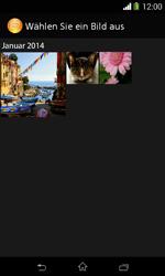 Sony Xperia E1 - E-Mail - E-Mail versenden - 2 / 2
