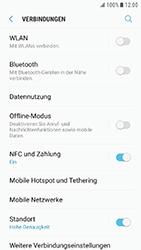 Samsung G390F Galaxy Xcover 4 - Netzwerk - Netzwerkeinstellungen ändern - Schritt 5
