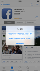 Apple iPhone 6 iOS 8 - Applicaties - Account aanmaken - Stap 9