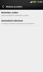 HTC Desire 500 - Bellen - in het buitenland - Stap 6