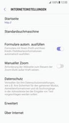 Samsung Galaxy S6 Edge - Android Nougat - Internet und Datenroaming - Manuelle Konfiguration - Schritt 27